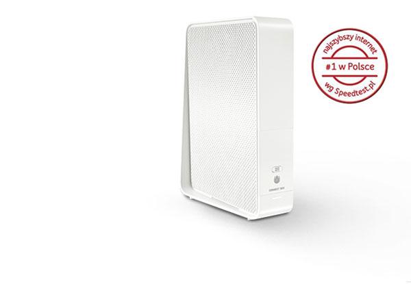 Przyśpiesz swój internet z modemem Connect Box