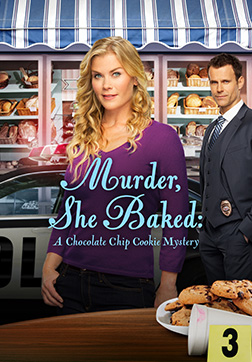 Plakat do filmu Murder, She Baked: A Chocolate Chip Cookie Mystery