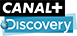 Logo CANAL+ DISCOVERY