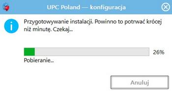 Pakiet Bezpieczeństwa (Windows), rozpoczęcie instalacji